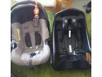 Mothercare 3-in-1 pushchair