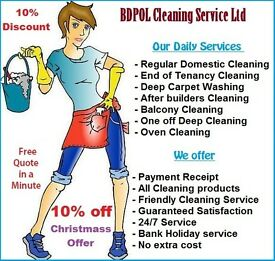 Professional Cleaning Service - Regular Cleaning - Deep Cleaning - End pf Tenancy - Carpet Cleaning