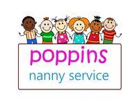 Nottingham Available Nanny
