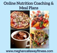 Online nutritional coaching/meal plans. Lose fat, feel amazing