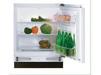 Integrated under counter fridge CDA fw223