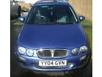 Rover 25 2004 spares or repairs
