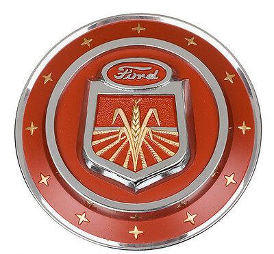Hood Emblem For Ford Naa 501 601 700 800 900 Tractors Original Style Emblem