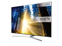 """SAMSUNG UE55KS8000 Smart 4k Ultra HD HDR 55"""" LED TV, Excellent Condition With Warranty"""