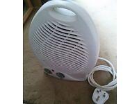 Standing Electric Fan Heater