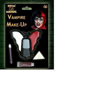 VAMPIRE MAKE UP SET FOR HALLOWEEN AND FANCY - Vampires Makeup For Halloween