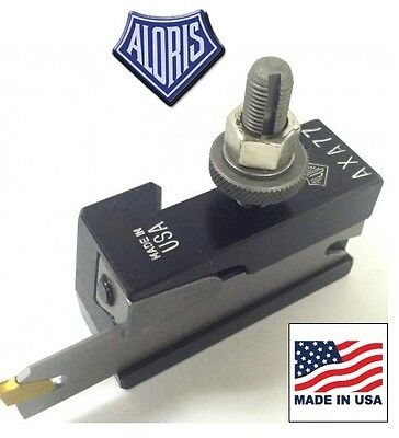 Aloris Axa-77 Cut Off Grooving Holder Usa