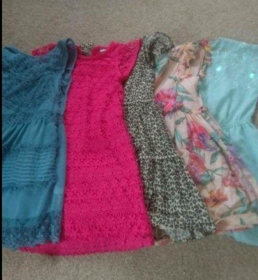 Girls' Clothing (2-16 Years) Girls Next Age 7