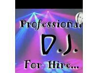 D.J and Karaoke