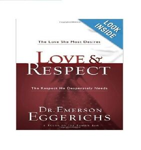 Love and Respect by Emerson Eggerichs (Papercover)