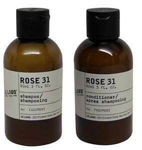 Le Labo Rose 31 Shampoo Conditioner & Body Lotion