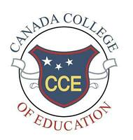 English (ESL) classes at Canada College of Education