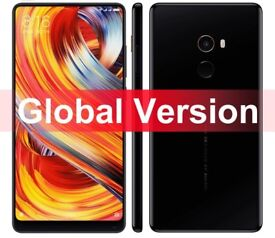 Xiaomi Mobile Phones, Global Version. AVAILABLE: Mi Mix 2, 5A Note Prime & Redmi 5A