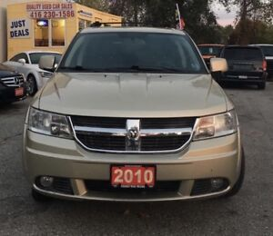 2010 Dodge Journey AWD 4dr AWD 4dr,7 passengers ,leather,AWD,