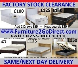 Magnificent range of quality bed and mattress Sale