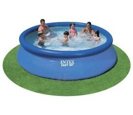intex easy set pool 12x30 New