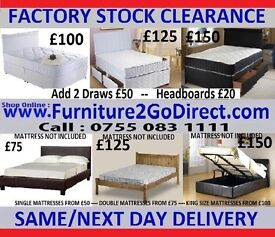 Want a new bed or mattress Call 0755 083 1111