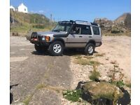 Land Rover Discovery TD5 mot 25/05/2019