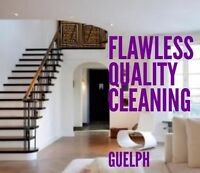 FLAWLESS QUALITY $10 OFF FIRST CLEAN