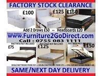Selection of quality bed and mattress Sale