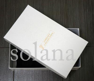 Versace Collection Empty Shoe Box for PUMP Wedge Platform Sandals 100% Authentic