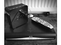 Sky+ HD Box with Remote & Router