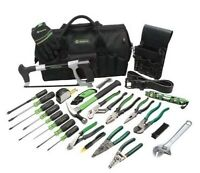 Electrician's Tool Kit Greenlee 28pc *Best Price*