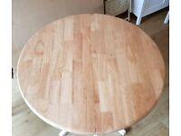 Extendable Oak Table Top