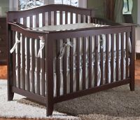 Convertible Crib (4-in-1) & Conversion Kit