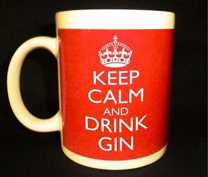 BRAND-NEW-KEEP-CALM-AND-DRINK-GIN-MUG-CARRY-ON-COOL-RETRO-GIFT-MUG-CUP