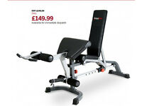 Bodymax CF330 Deluxe Weight Bench