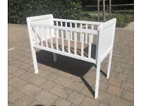 Hyde mothercare crib