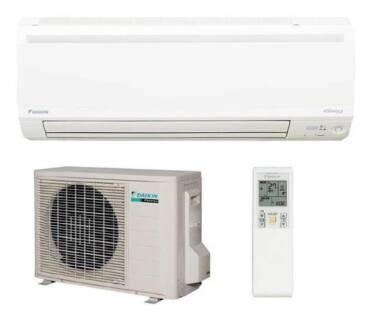 NEW 7.1KW Daikin split system air conditioner fully installed