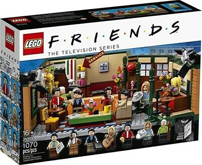 LEGO Friends TV Show Central Perk Set - New Sealed - 1070pc