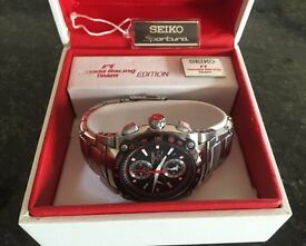 Seiko Sportura Honda F1 Racing Team Edition
