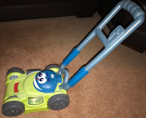 Lawn mover for kids