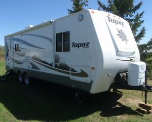 2009 Topaz Triple E Touring Edition 28'