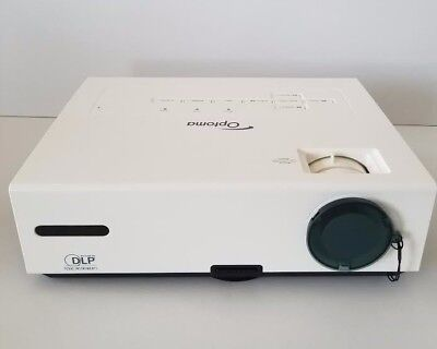 Optoma EX532 - DLP Projector 2800 ANSI HD HDMI w/Adapter 1080i Remote TeKswamp