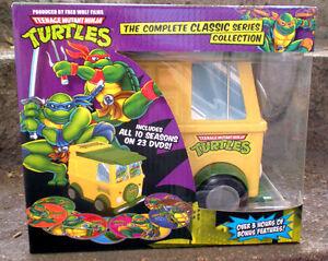 Teenage Mutant Ninja Turtles - The Complete Classic Series Colle