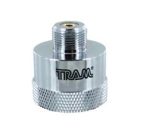 Tram 1296 NMO to UHF Female (SO-239) Antenna Adapter