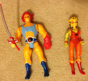 ThunderCats vintage figures Cambridge Kitchener Area image 1