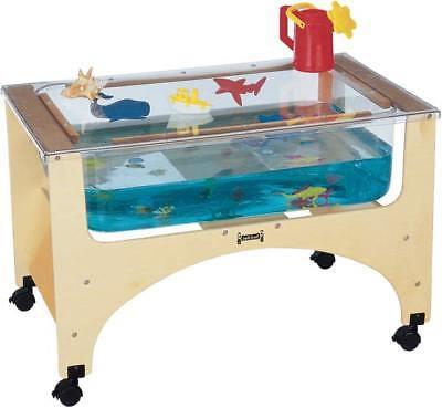 Jonti-Craft See-thru Sensory Table - Childrens Children's - Children's Craft Table