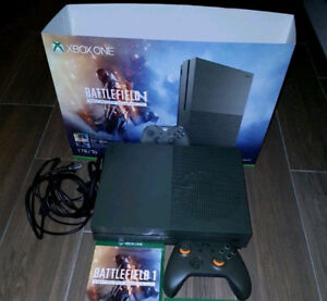 Limited Edition Green XBOX One 1TB Trade for PS4 Slim or Cash
