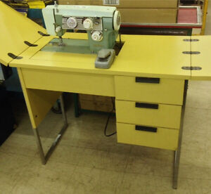 HFH ReStore EAST - Vintage Viking Sewing Machine and Desk