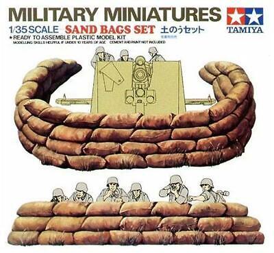 Tamiya Military Sand Bags Set 1:35 Scale #35025