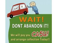 Cars Vans Bought,MOT Failures,Accident Damaged,End of Life Vehicle Disposal,Scrap, Cars/4×4'S Wanted
