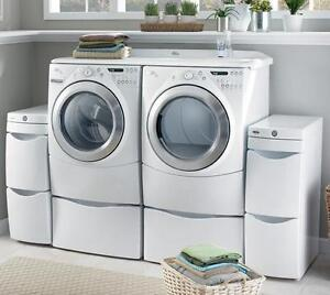 WASHER & DRYER STACKABLE APARTMENT SIZE & FULL SIZE ON SALE
