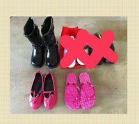 Beau lot de souliers petite fille Gr 5
