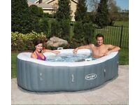 Lay-Z spa Siena inflatable hot tub