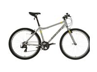 "Carerra Pruva Hybrid 18"" women's bike *almost new*"